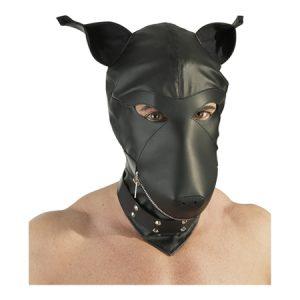 Máscara de perro BDSM