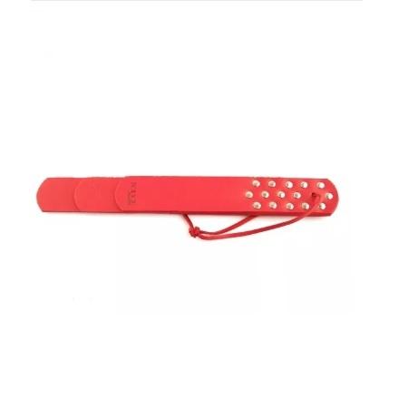 Paleta-flexible-tres-lenguetas-roja-spanking