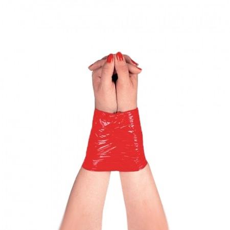 Cinta de Bondage pequeña Roja (1)